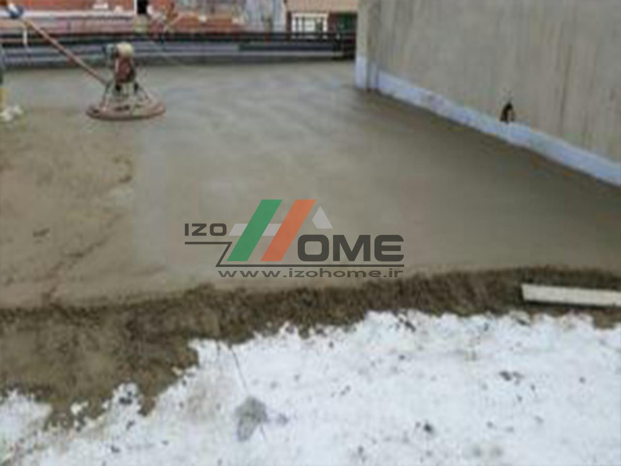 izohome18 - عایق حرارتی برای کف