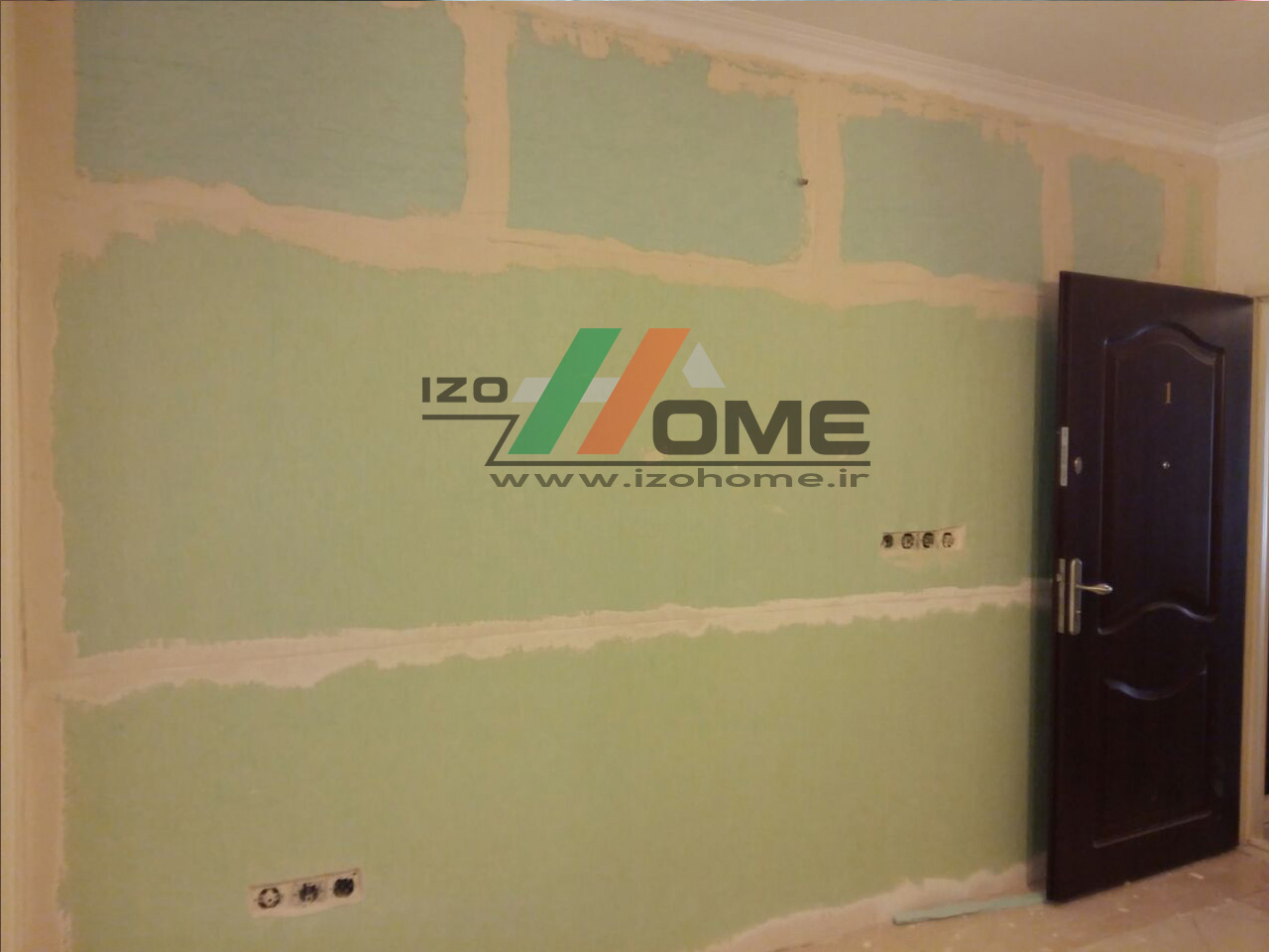 izohome30 - Sound insulation for the wall