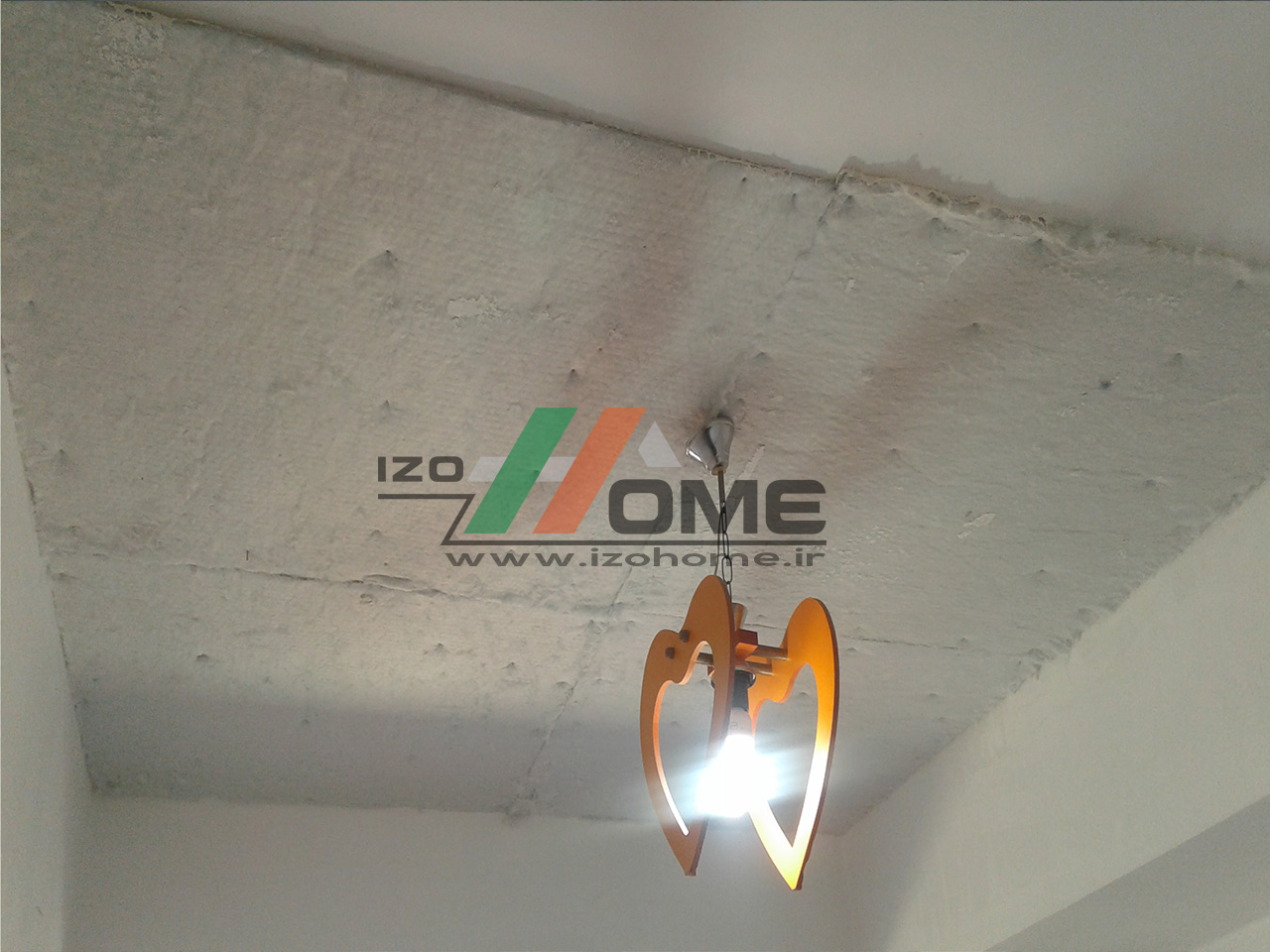 izohome43 - Thermal insulation for the roof