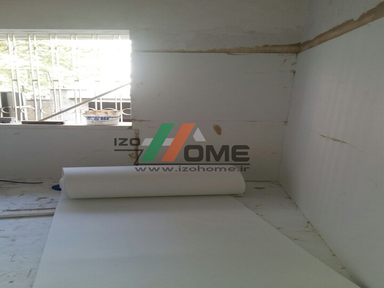 izohome52 - Sound insulation for the floor