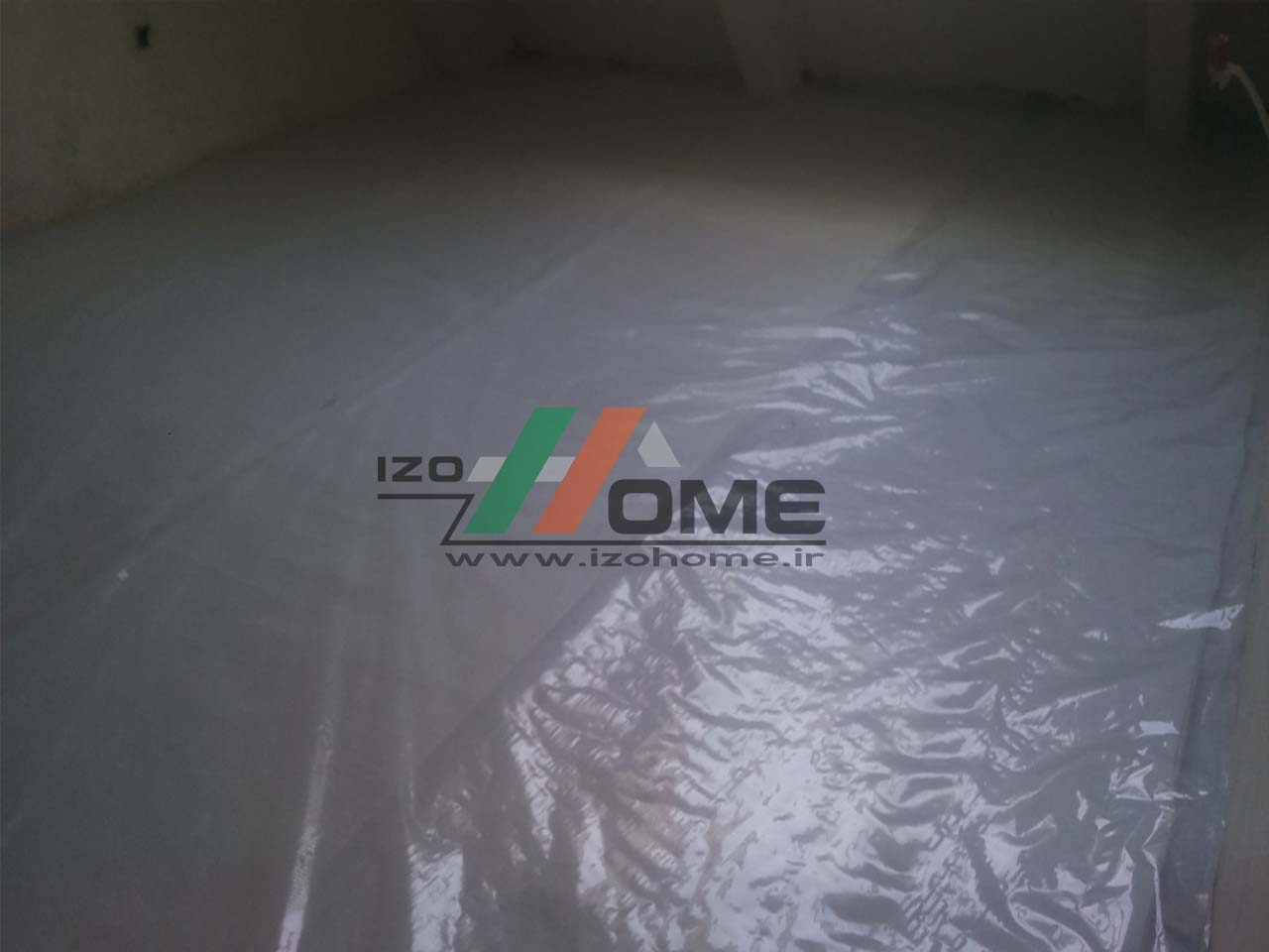 izohome65 - Sound insulation for the floor