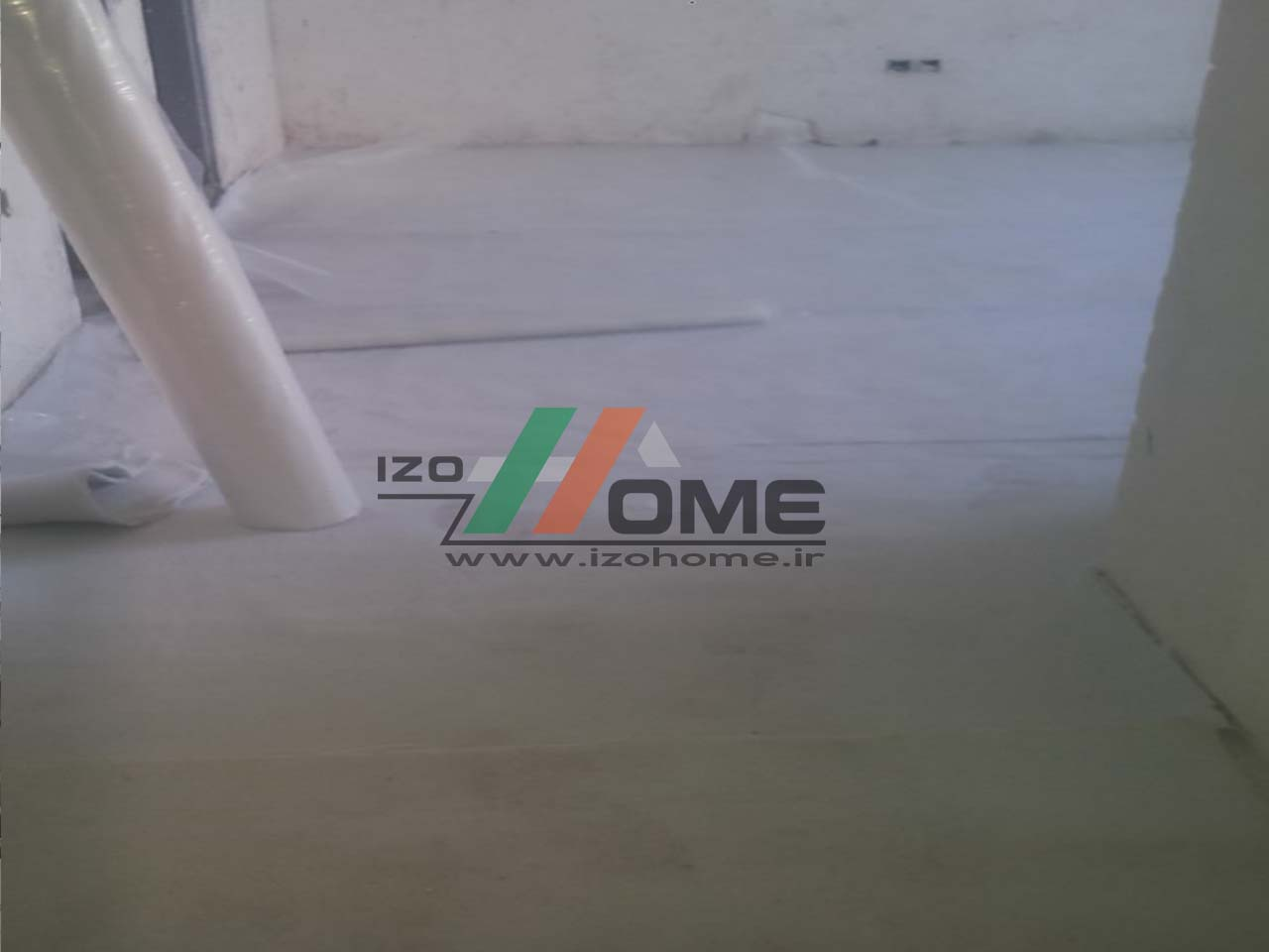 izohome70 - Sound insulation for the floor