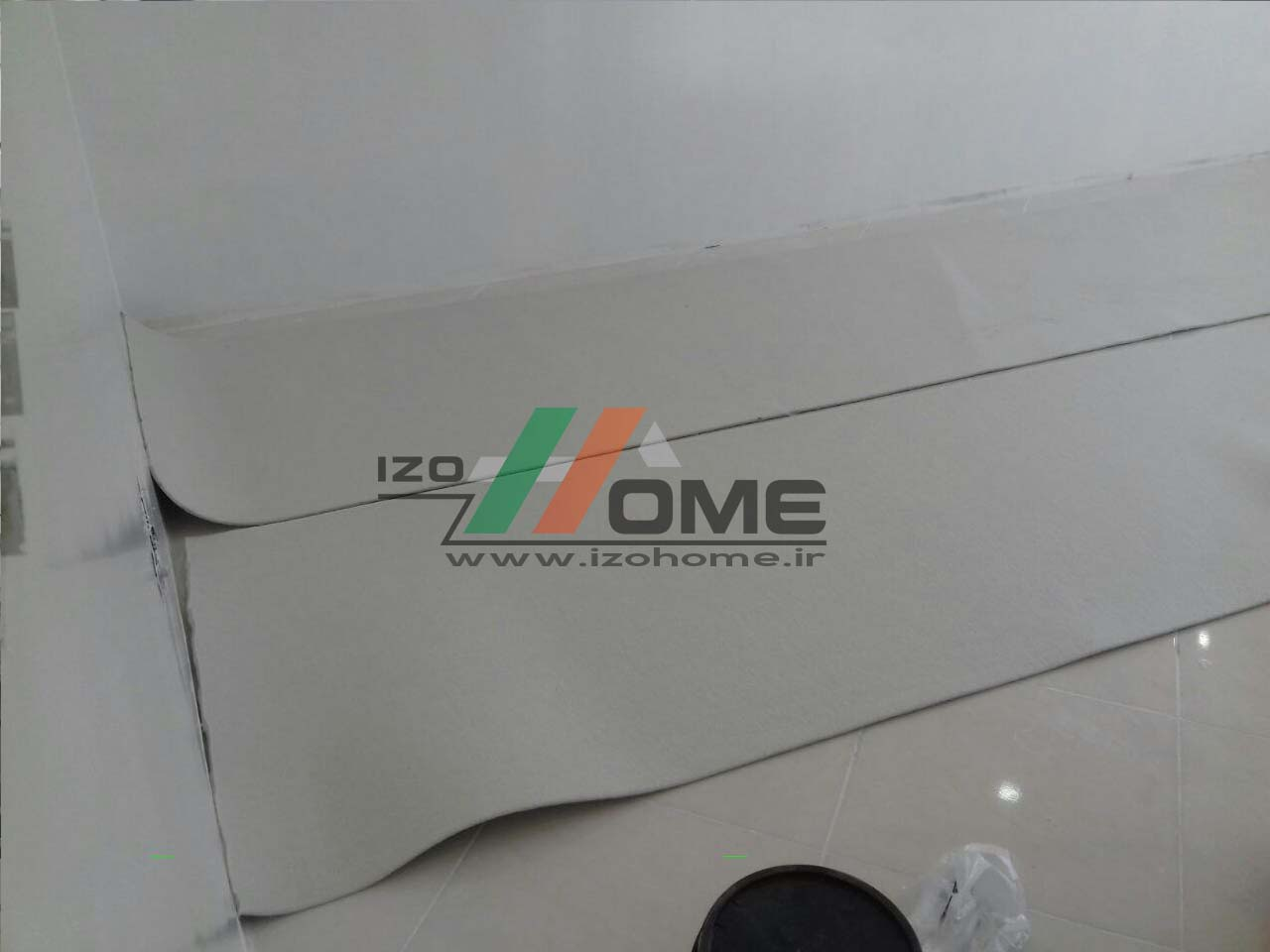 izohome73 - Sound insulation for the floor