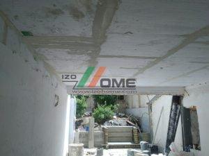 izohome266 300x225 - عایق صوتی سقفی